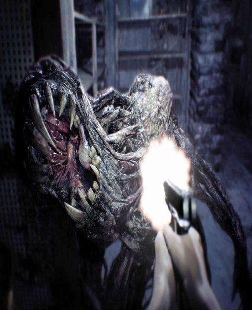 تصویر بازی Resident Evil 7 Biohazard Ps4 2