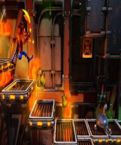 تصویر Crash Bandicoot N Sane Trilogy Ps4 1