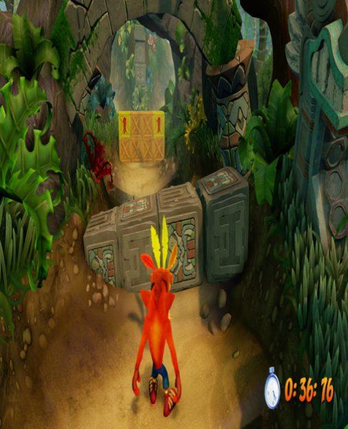 تصویر Crash Bandicoot N Sane Trilogy Ps4 2
