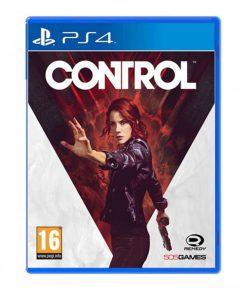 خرید بازی Control Ps4