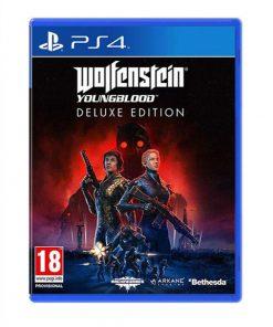 خرید بازی Wolfenstein Youngblood Ps4