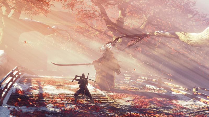 معرفی بازی جنگی Sekiro Shadows Die Twice