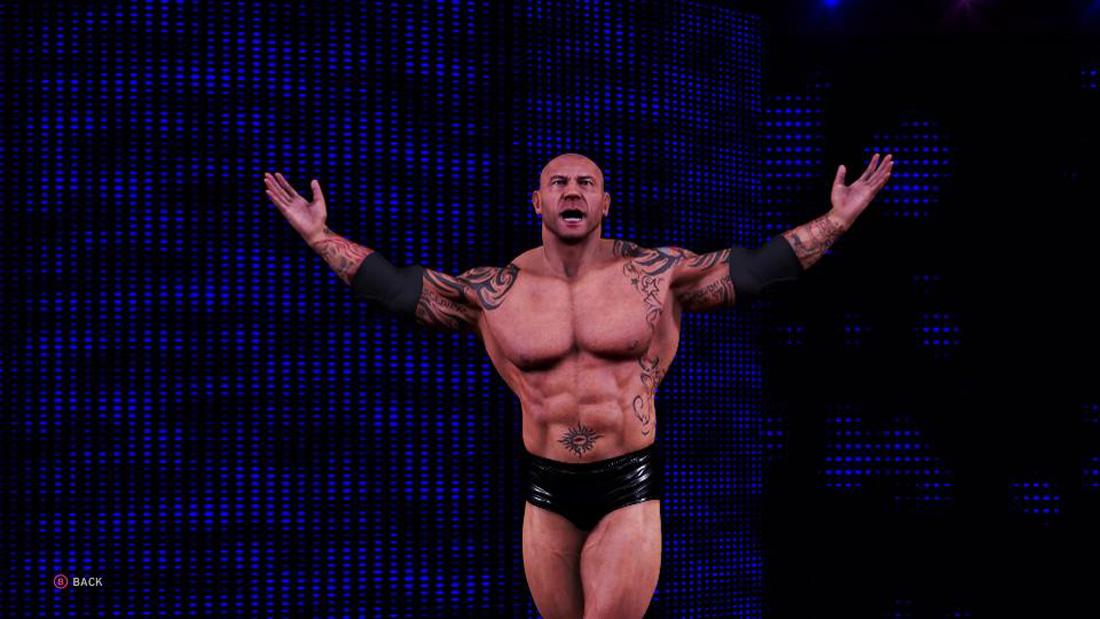 تصویر بازی بازی WWE 2K20 برای Ps4 05