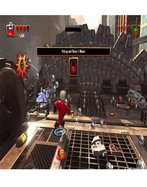 تصویر بازی Lego The Incredibles برای Ps4 03