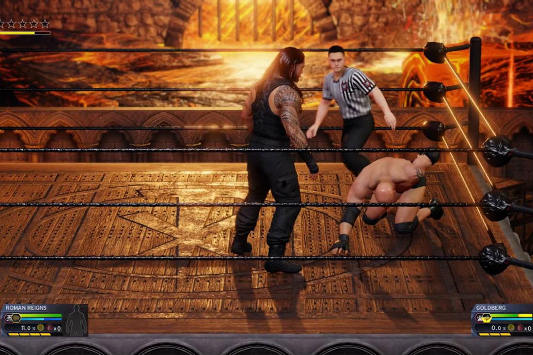 تصویر بازی بازی WWE 2K20 برای Ps4 04