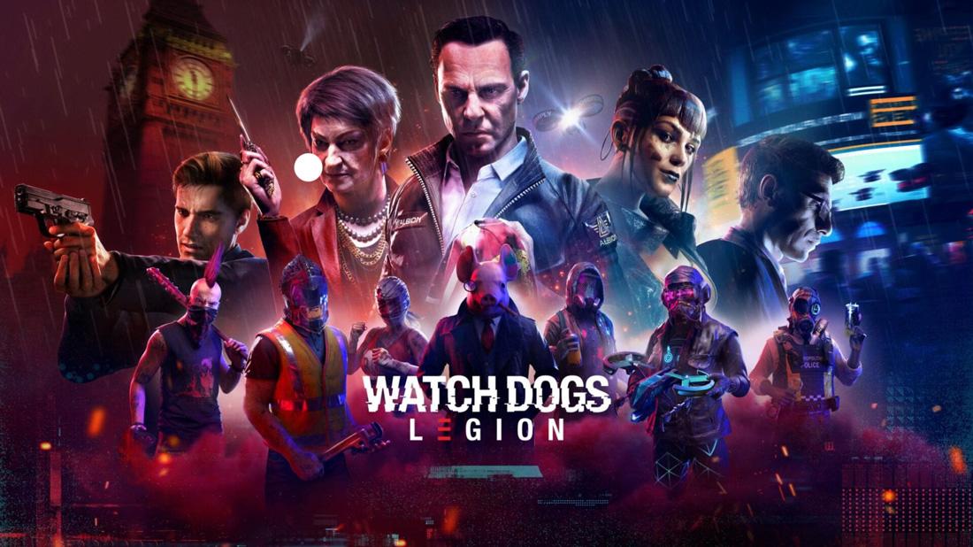 تصویر نقد و بررسی بازی Watch Dogs Legion برای Ps4 01