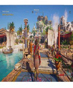 تصویر بازی Assassin's Creed Odyssey برای Ps4 - کارکرده 02