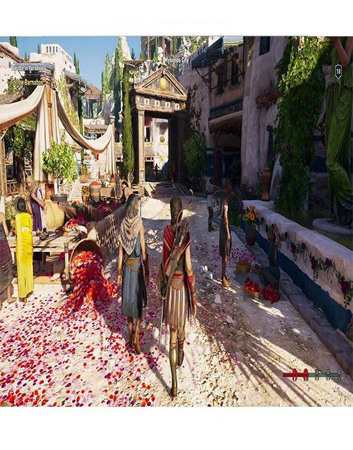 تصویر بازی Assassin's Creed Odyssey برای Ps4 - کارکرده 03