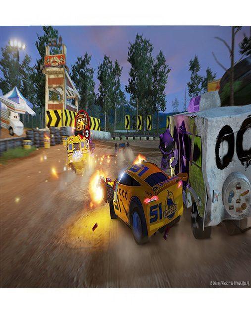 تصویر بازی Cars 3: Driven To Win برای Ps4 - کارکرده 03