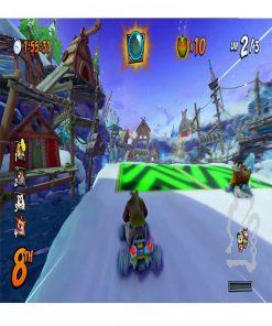 تصویر بازی Crash Team Racing Nitro Fueled برای Ps4 - کارکرده 02