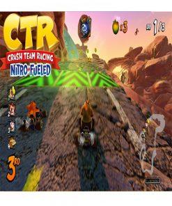 تصویر بازی Crash Team Racing Nitro Fueled برای Ps4 - کارکرده 03