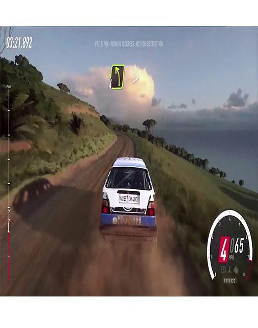 تصویر بازی Dirt Rally 2.0 برای Ps4 - کارکرده 01