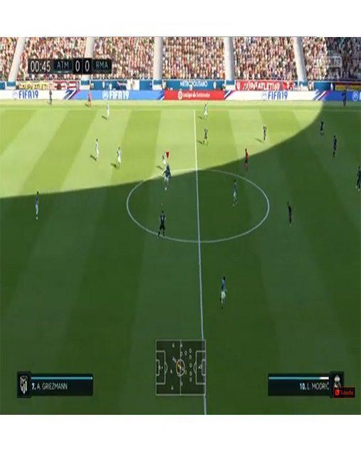 تصویر بازی FIFA 19 برای Ps4 - کارکرده 02