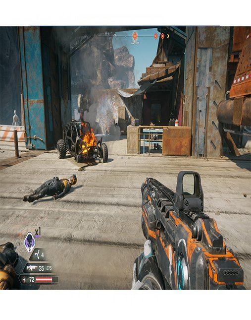 تصویر بازی Rage 2 برای Ps4 - کارکرده 03