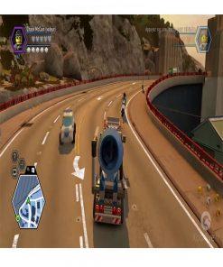 تصویر بازی LEGO City Undercover برای Ps4 - کارکرده 03