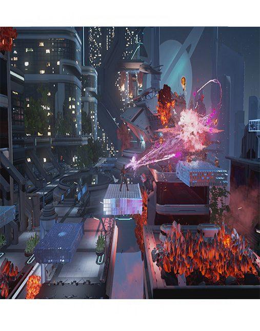 تصویر بازی Matterfall برای Ps4 - کارکرده 02