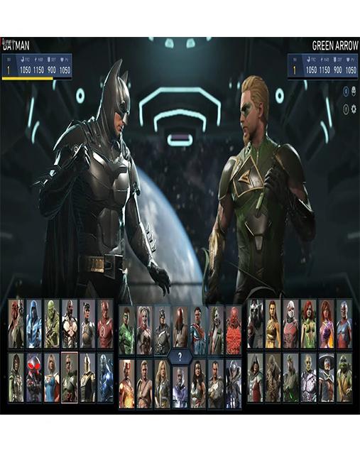 تصویر بازی Injustice 2 Legendary Edition برای Ps4 01