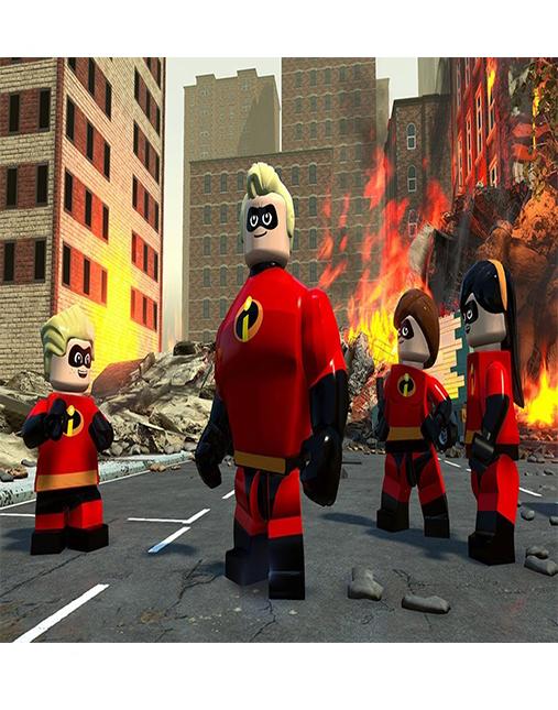 تصویر بازی Lego The Incredibles برای Ps4 01