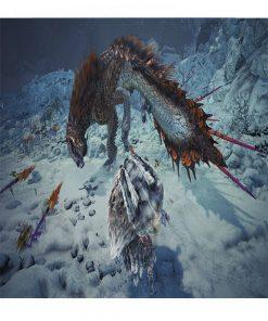 تصویر بازی Monster Hunter World: Iceborne برای Ps4 - کارکرده 03