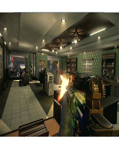 تصویر بازی PayDay 2 The Big Score برای Ps4 - کارکرده 03
