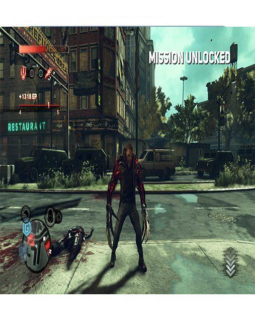 تصویر بازی Prototype: Biohazard Bundle برای Ps4 - کارکرده 02