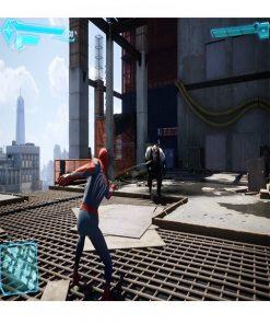تصویر بازی Spider Man برای Ps4 - کارکرده 01