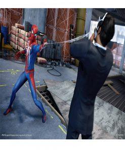 تصویر بازی Spider Man برای Ps4 - کارکرده 03