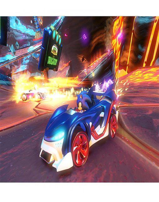تصویر بازی Team Sonic Racing برای Ps4 - کارکرده 03