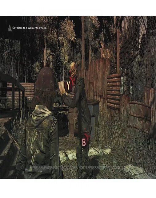 تصویر بازی The Walking Dead: The Final Season برای Ps4 - کارکرده 01
