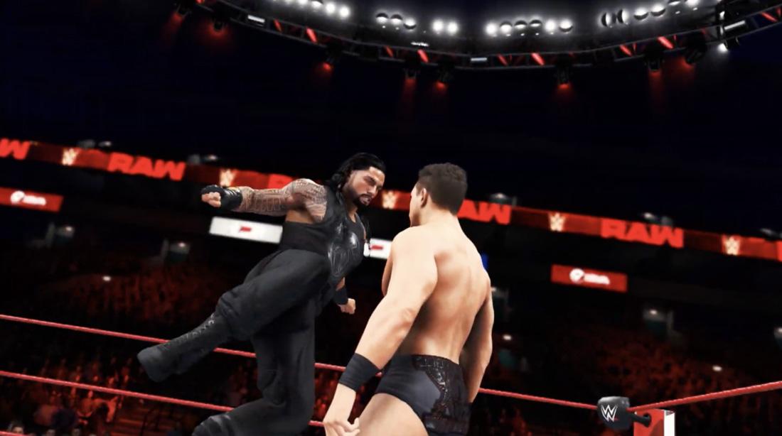 تصویر بازی بازی WWE 2K20 برای Ps4 01