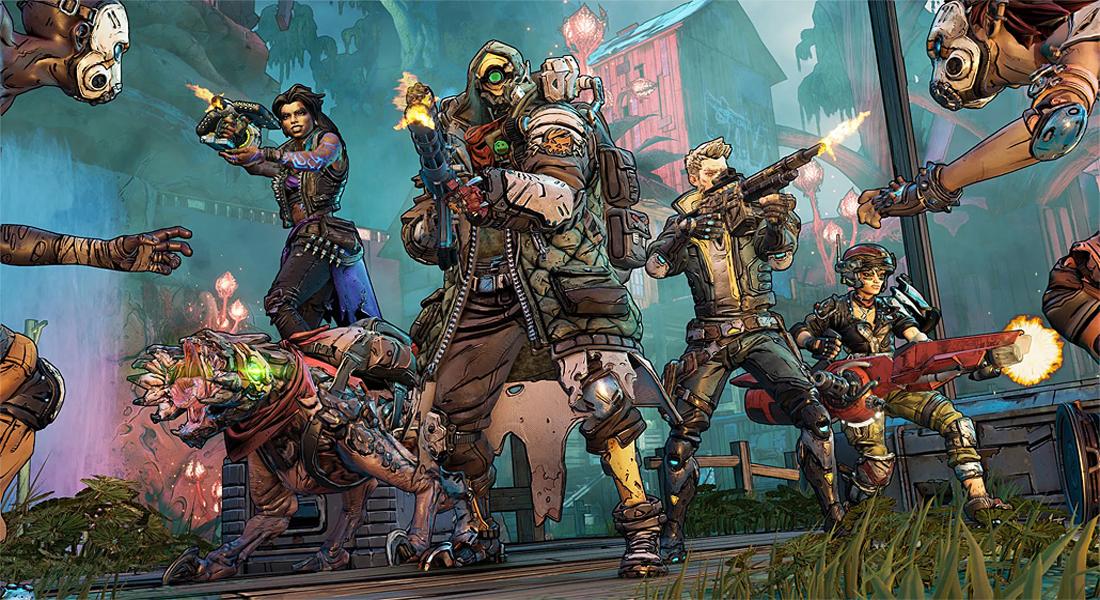 تصویر بازی Borderlands3 Ps4 2 1