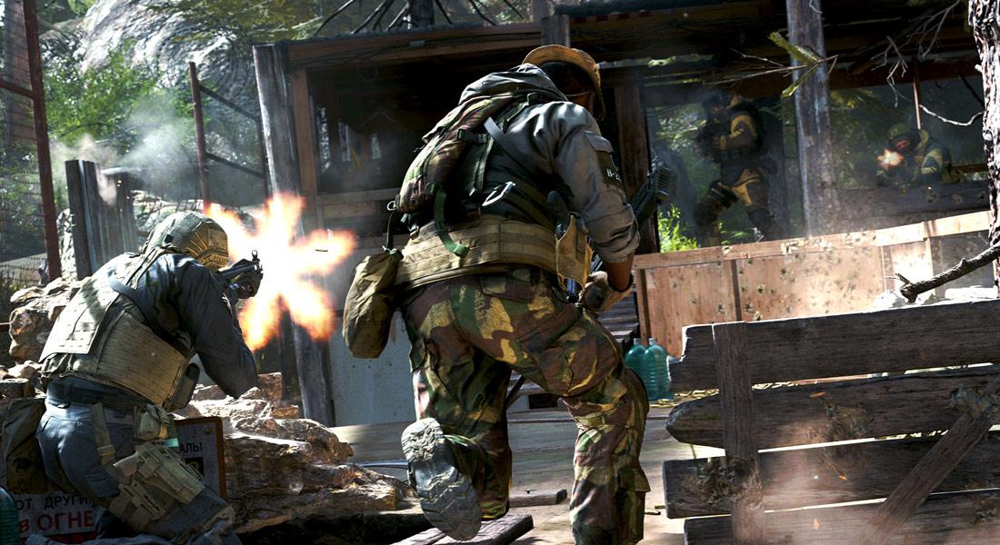 تصویر بازی Call of Duty Modern Warfare 2019 Ps4 0 2