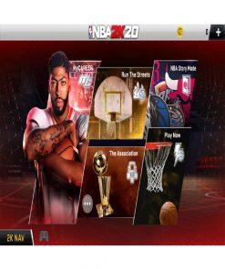 تصویر بازی NBA 2K20 Ps4 2 3