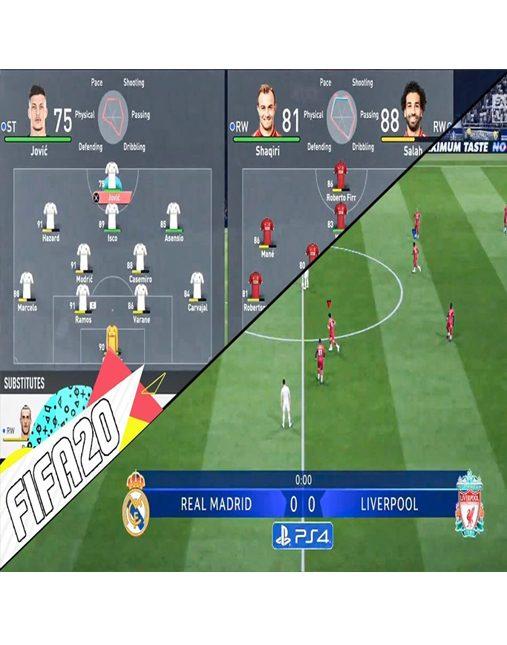 تصویر Fifa 20 Ps4 1 4