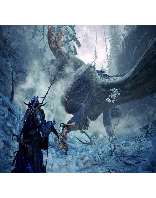تصویر Monster Hunter World Iceborne Ps4 01