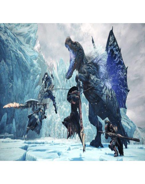 تصویر Monster Hunter World Iceborne Ps4 03