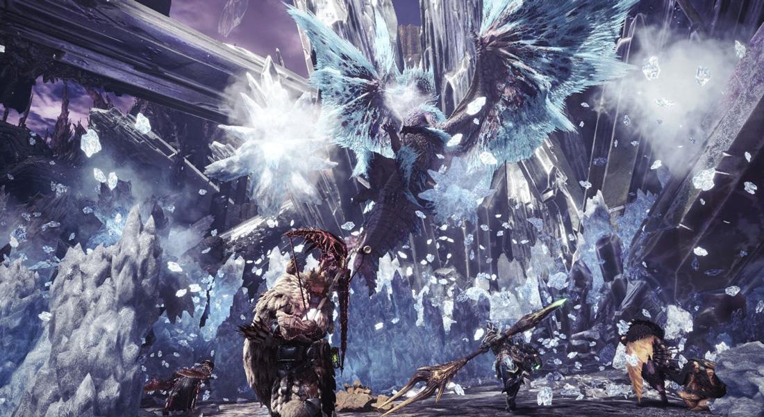 تصویر Monster Hunter World Iceborne Ps4 1 1