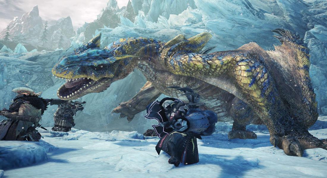 تصویر Monster Hunter World Iceborne Ps4 1 2
