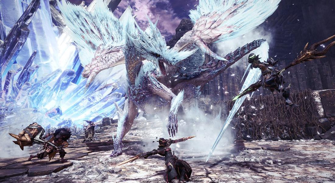 تصویر Monster Hunter World Iceborne Ps4 2 1