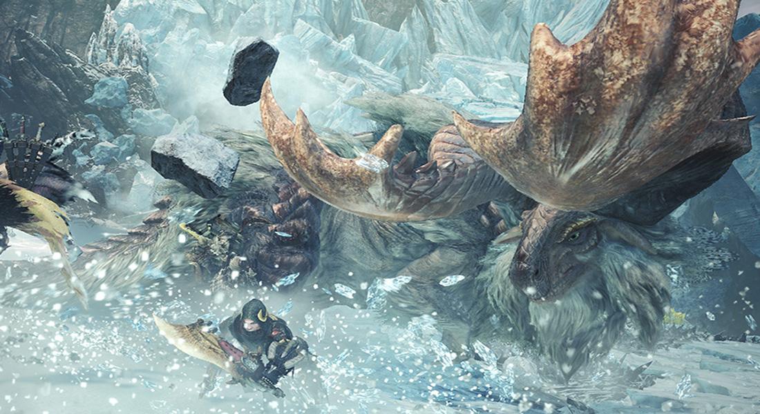 تصویر Monster Hunter World Iceborne Ps4 2 2