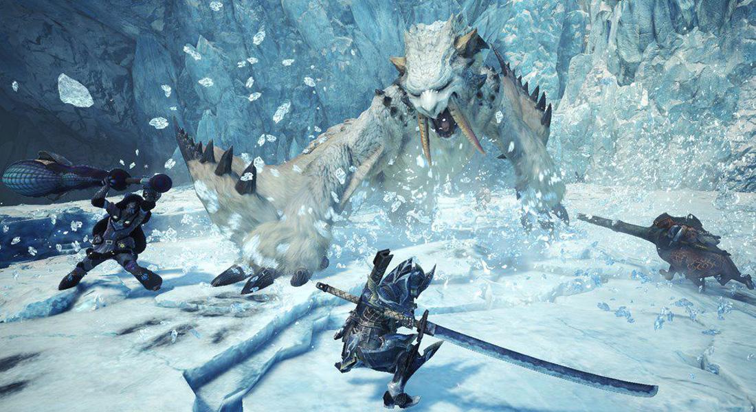 تصویر Monster Hunter World Iceborne Ps4 2 3
