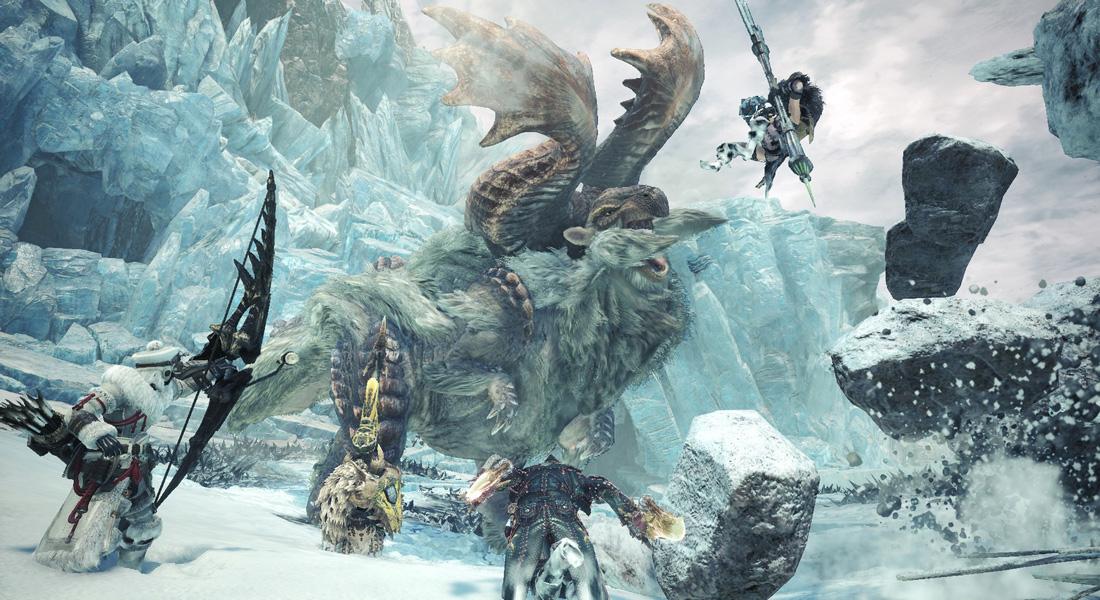تصویر Monster Hunter World Iceborne Ps4 2 4