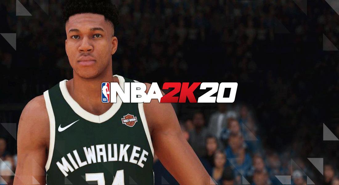تصویر NBA 2K20 Ps4 01