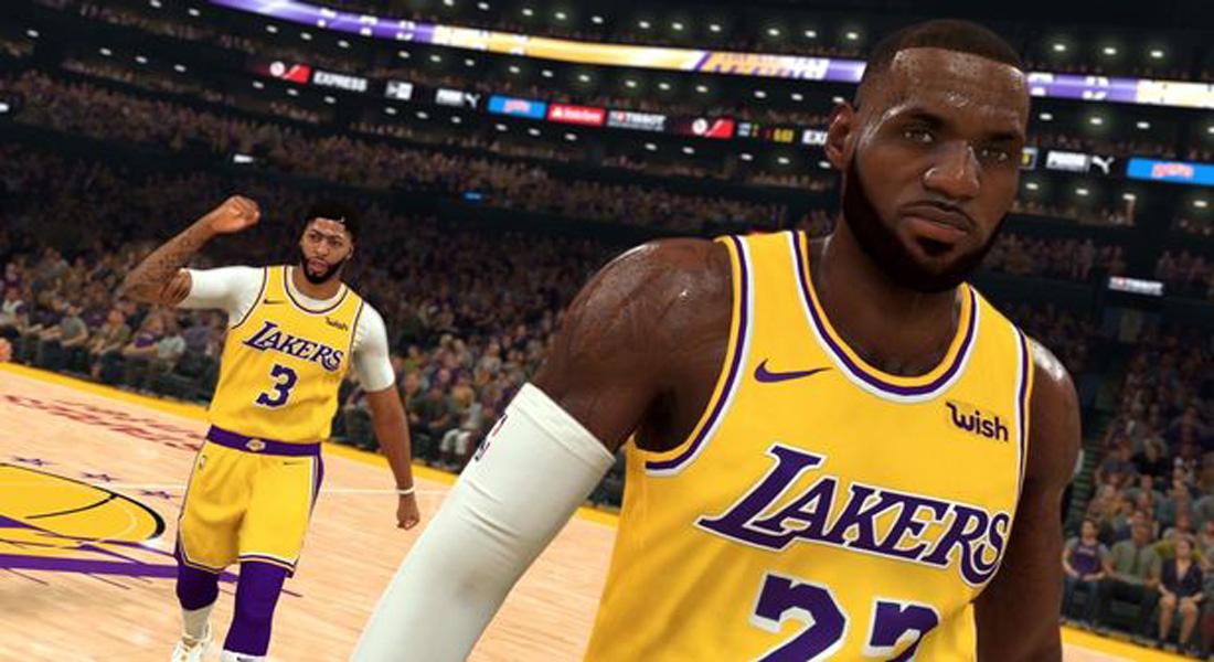 تصویر NBA 2K20 Ps4 02