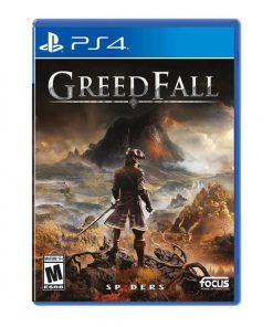 خرید بازی Greedfall Ps4