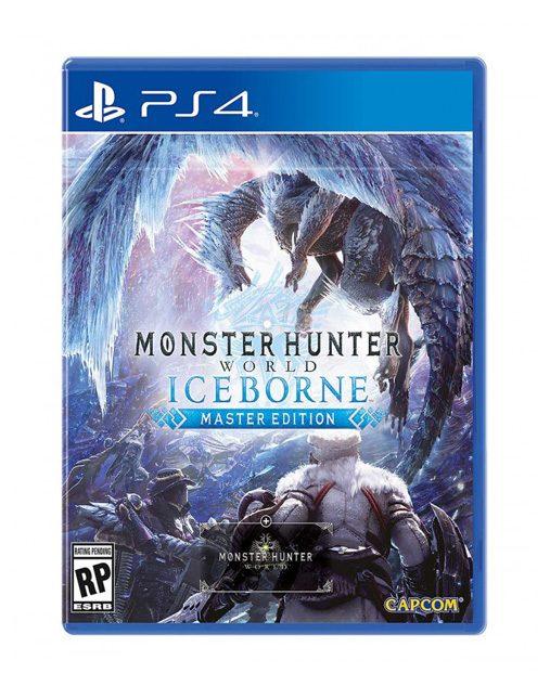 خرید بازی کارکرده و دست دوم Monster Hunter World Iceborne Ps4