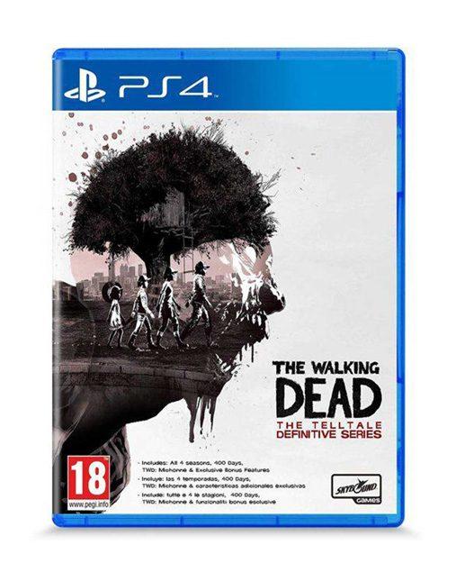 خرید بازی The Walking Dead The Telltale Definitive Series Ps4