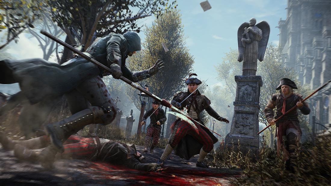 خرید و نقد و بررسی Assassin's Creed Syndicate برای Ps4 02