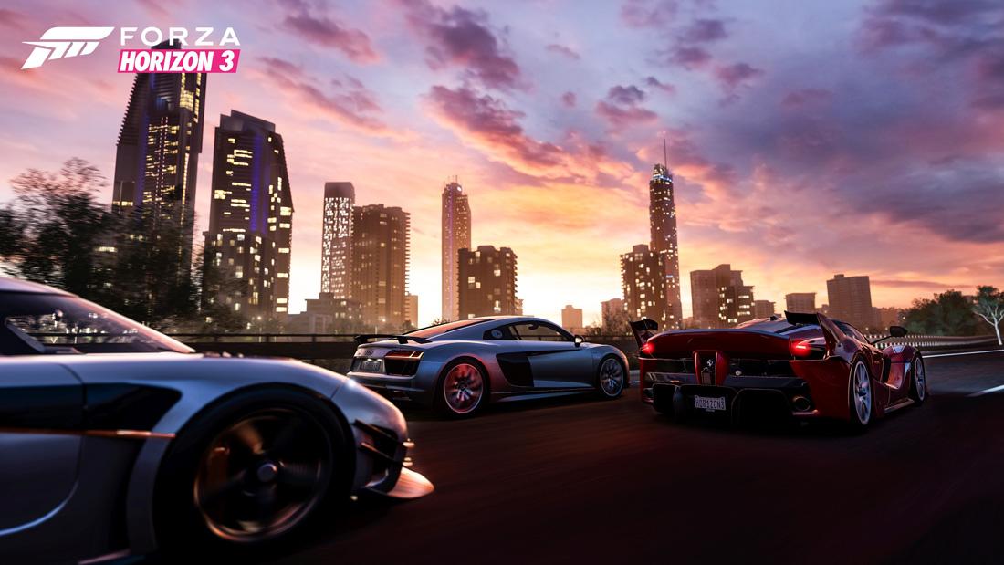 نقد و بررسی بازی Forza Horizon 3 برای Xbox One 01