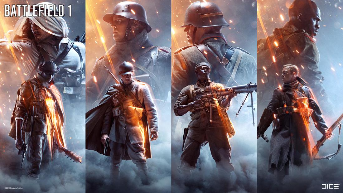 نقد و بررسی بازی Battlefield 1 برای Xbox One 01